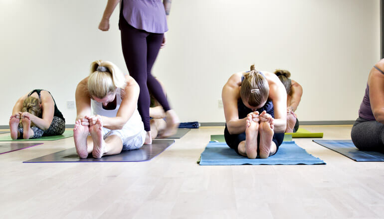 Ashtanga Mysore Style at The Yoga Spot