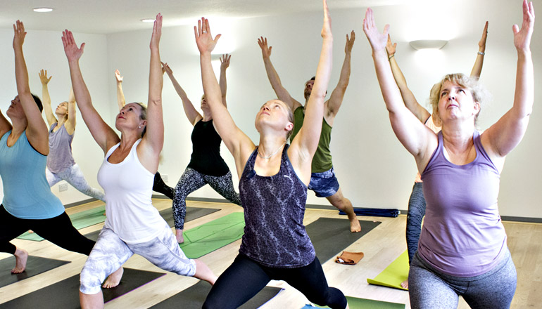 Beginners Yoga at The Yoga Spot Aberdeen