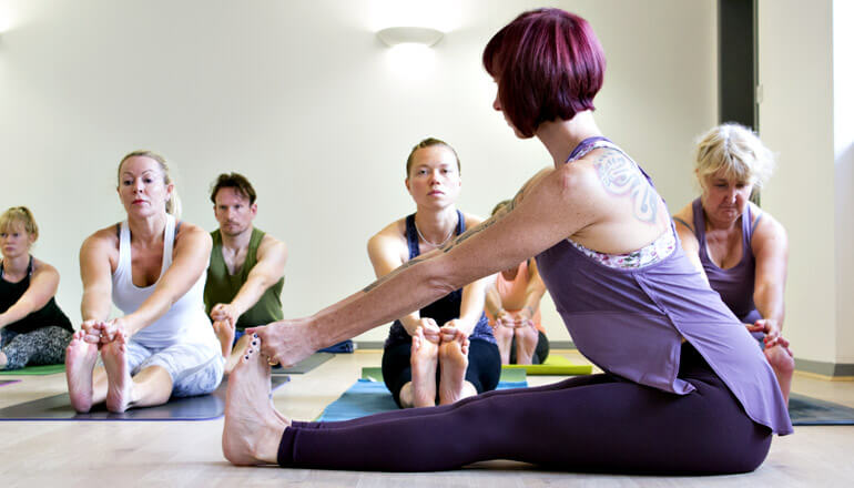Hatha Yoga Classes at The Yoga Spot