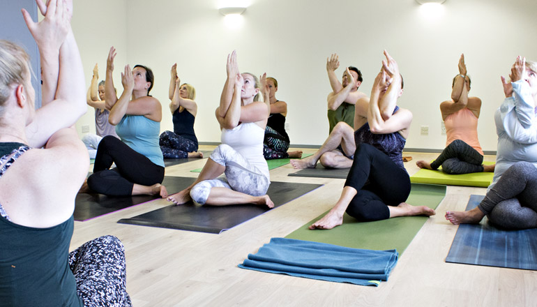 Workshops at The Yoga Spot Aberdeen